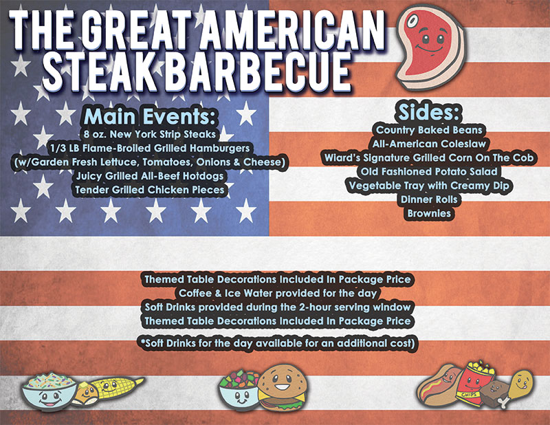 The Great American Steak Barbecue